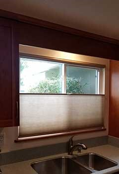 Custom Cellular Shades Installation In Beverly Hills