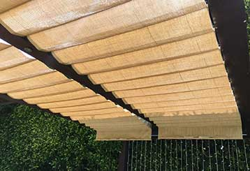 Cheap Patio Shades | Studio City, LA